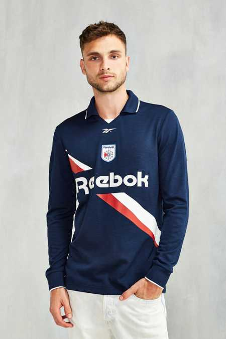 Reebok Vector Long Sleeve Jersey Tee