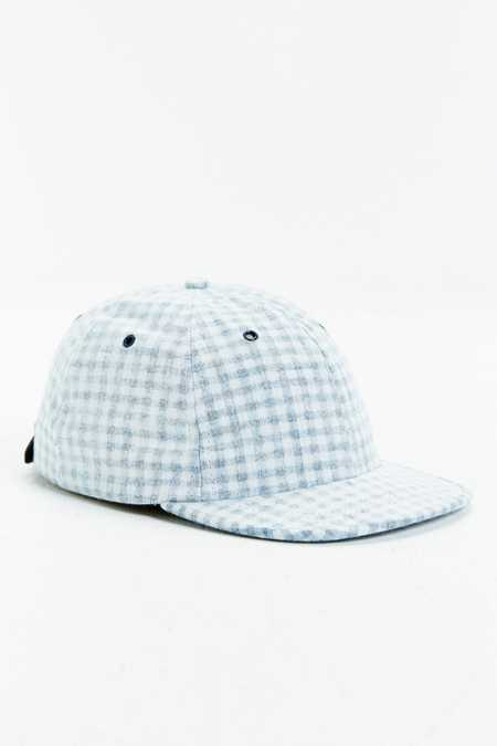 Publish X UO Meyers Gingham Strapback Hat