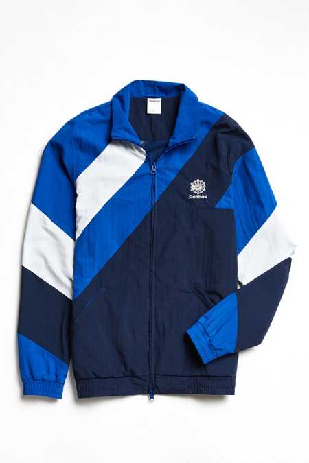Reebok Championship Warm Up Windbreaker Jacket