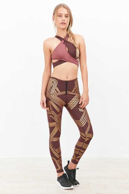 Without Walls Deco Ankle Legging