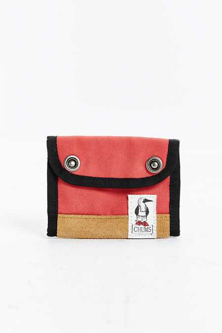 Chums Mesquite Snap Wallet