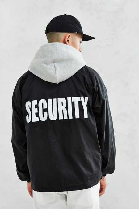 Rothco Security Coach Jacket