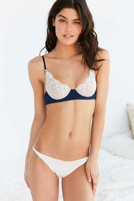 Out From Under Carly Lace Underwire Bra