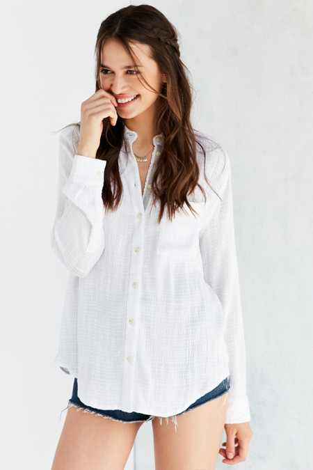 BDG Harry Button-Down Shirt