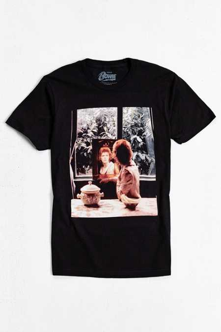 David Bowie Nothing Has Changed Tee