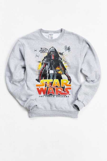 Star Wars Episode 7 Crew-Neck Sweatshirt