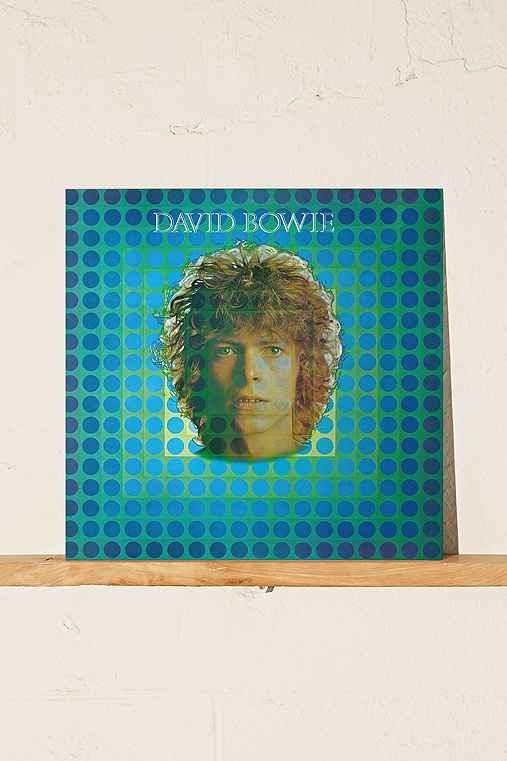 David Bowie - Space Oddity LP,BLACK,ONE SIZE