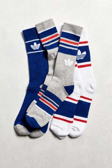 adidas Originals Retro Crew Sock 3-Pack