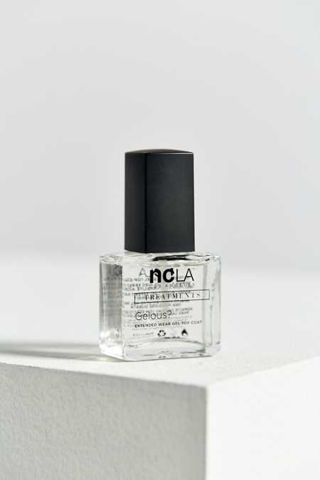 ncLA Gelous Top Coat Nail Polish