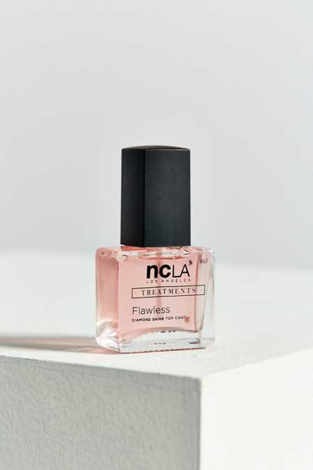 ncLA Flawless Top Coat Nail Polish