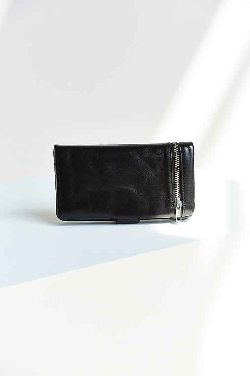Status Anxiety Esther Leather Wallet,BLACK,ONE SIZE