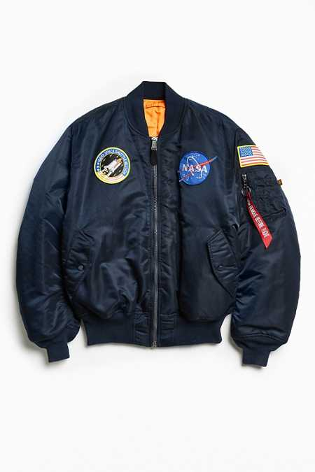 Alpha Industries NASA MA-1 Bomber Jacket