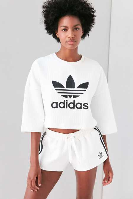 adidas Originals + UO Diamond Jacquard Short