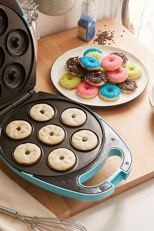 Mini Donut Maker,TEAL,ONE SIZE