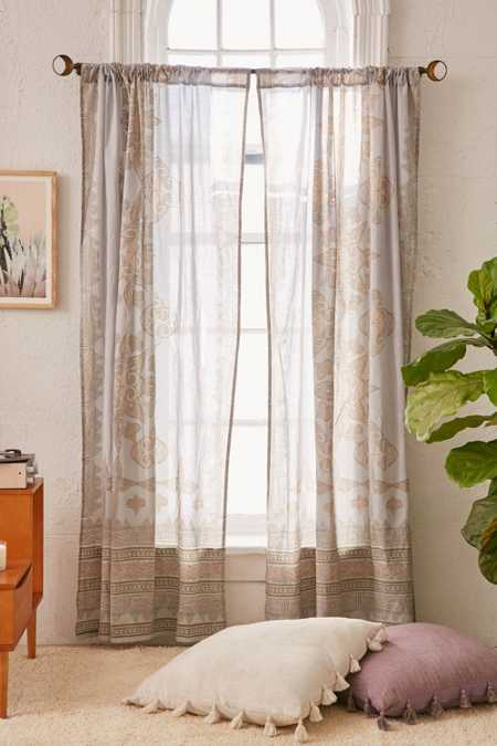 Luxor Engineered Curtain