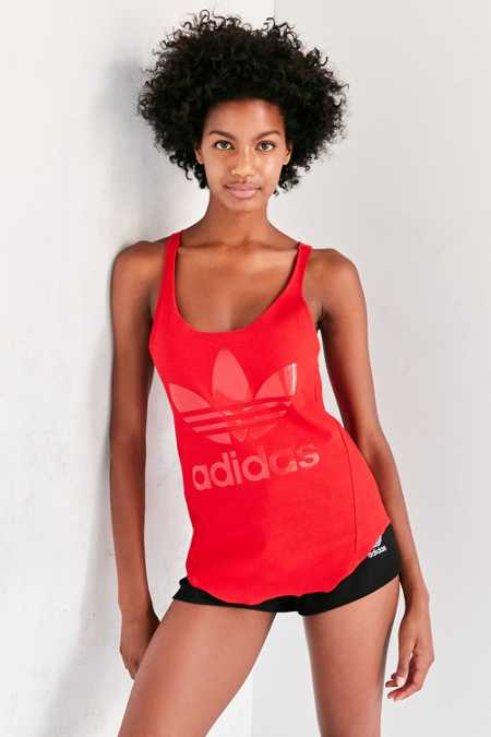 adidas Originals '70s Racerback Tank Top