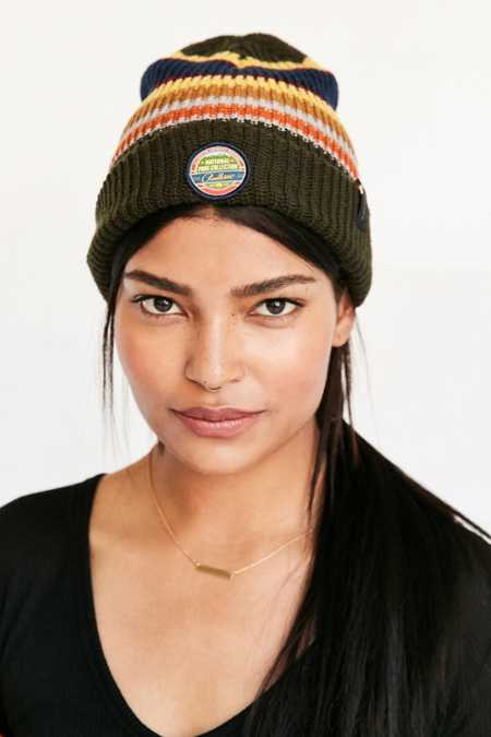 Pendleton National Park Stripe Beanie