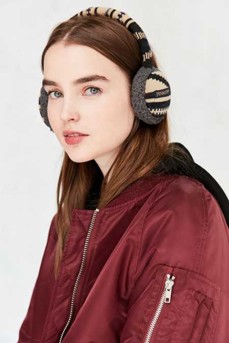 Pendleton Knit Ear Muff
