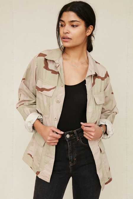 Urban Renewal Vintage Surplus Jacket