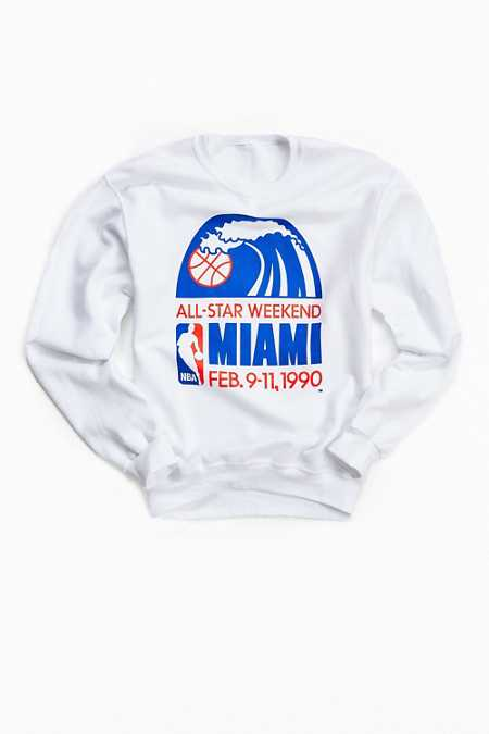 Miami All-Star Weekend Crew Neck Sweatshirt