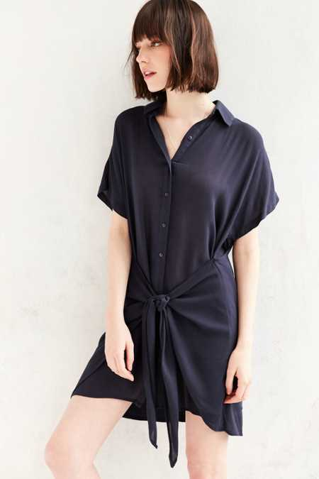 Wilde Heart Euphoria Shirt Dress