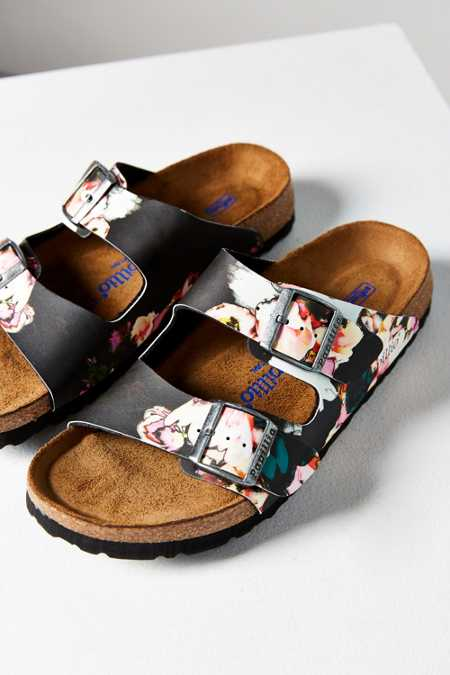 Birkenstock Painted Bloom Arizona Sandal