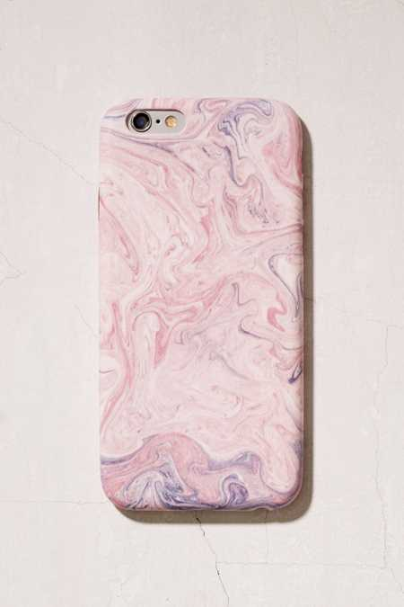 Understated Leather Marble iPhone 6/6s Case