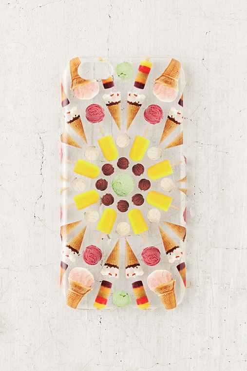 I Dream Of Ice Cream iPhone 6/6s Case,CLEAR,ONE SIZE