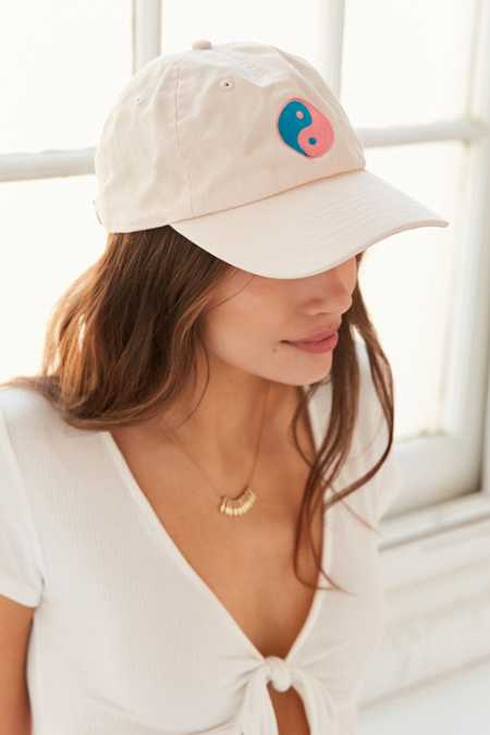 BDG Icon Canvas Baseball Hat