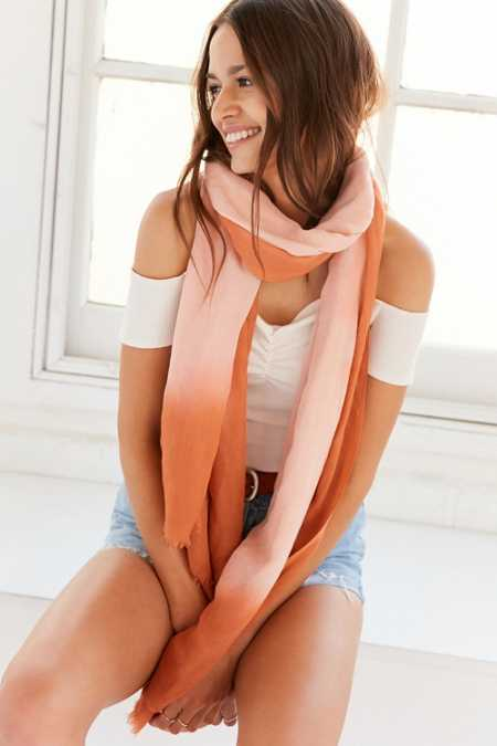 BDG Soft Oblong Scarf