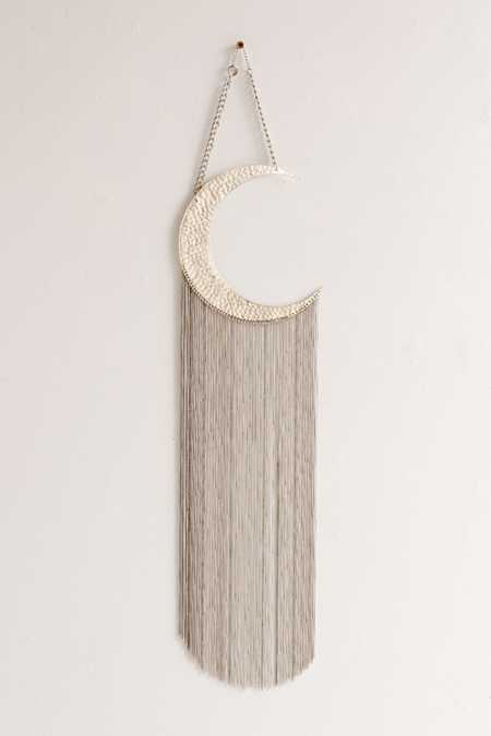 Moon Fringe Wall Hanging