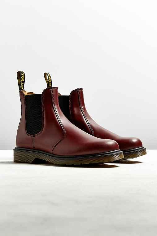 Dr. Martens 2976 Chelsea Boot,MAROON,12
