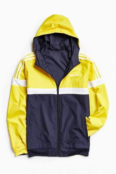 adidas + UO Itasca Windbreaker Jacket