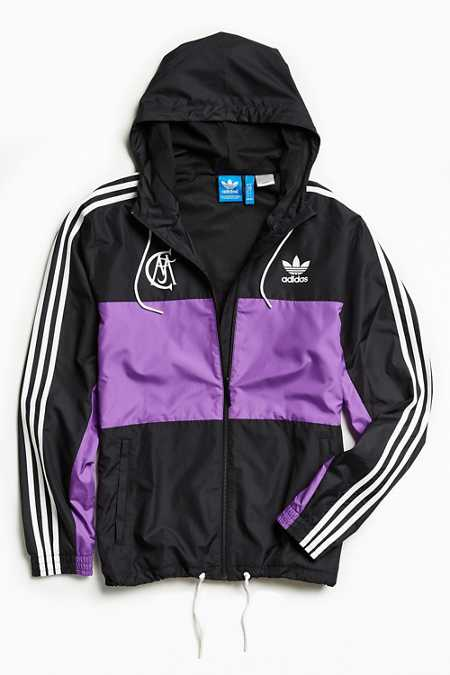 adidas Real Madrid Windbreaker Jacket