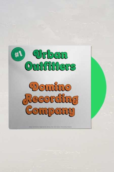 Various Artists - UO Domino Compilation LP