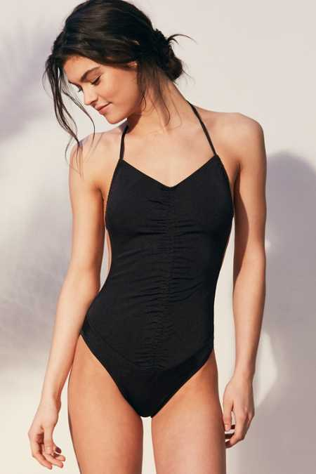 Out From Under Cecilia Convertible One-Piece Swimsuit