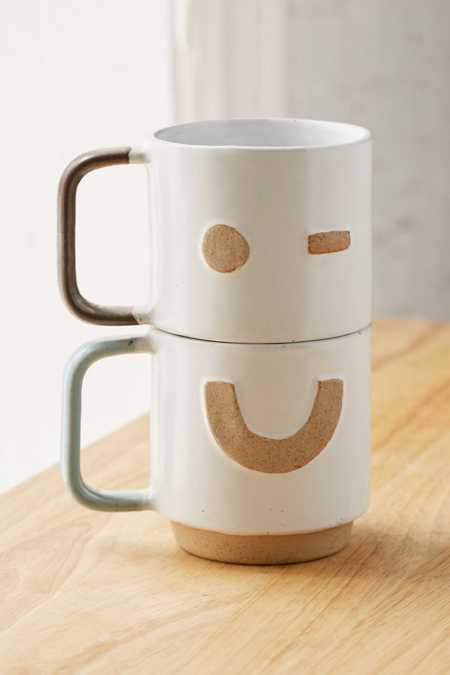 Stacking Mug Set