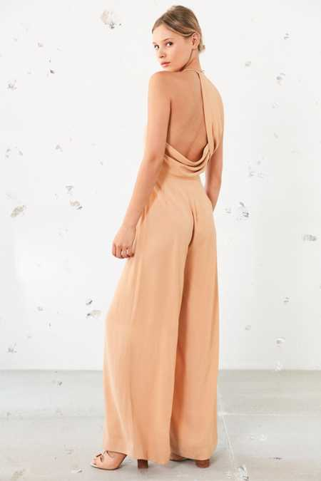 Keepsake Rescue Me Wide-Leg Jumpsuit
