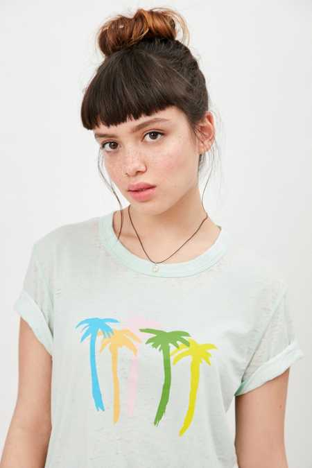 Truly Madly Deeply Palm Tree Tee