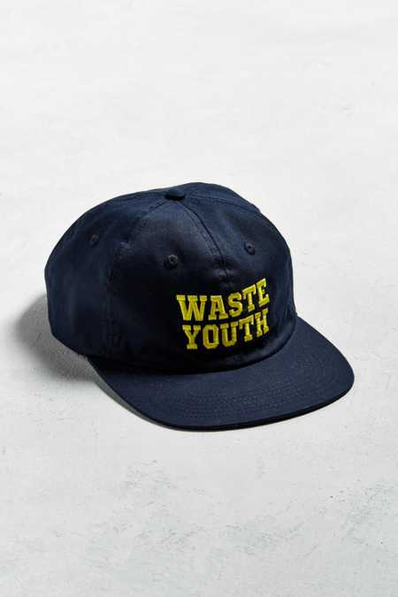 OBEY Waste Youth 6-Panel Baseball Hat