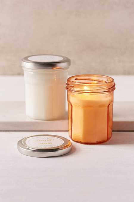 Paddywax Cafe Jar Candle