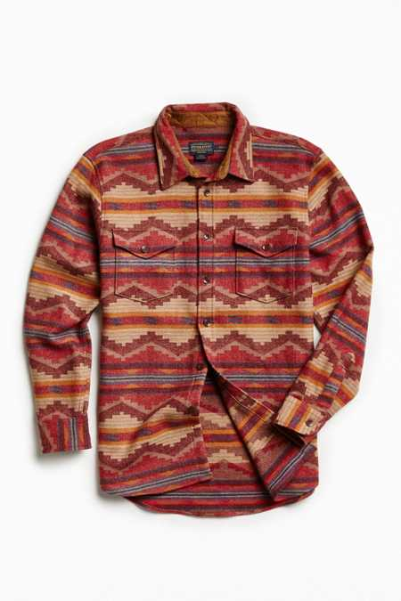 Pendleton Pine Top Southwest Button-Down Shirt
