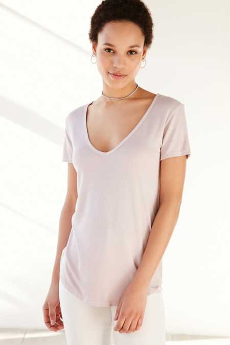 Truly Madly Deeply Cara V-Neck Tee