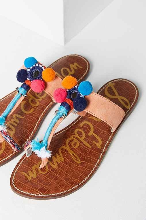 Sam Edelman Gemina Embellished Sandal,ROSE,8