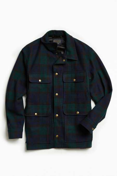 Pendleton Blackwatch Cruiser Shirt Jacket