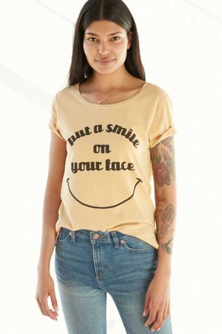 Project Social T Smile Tee
