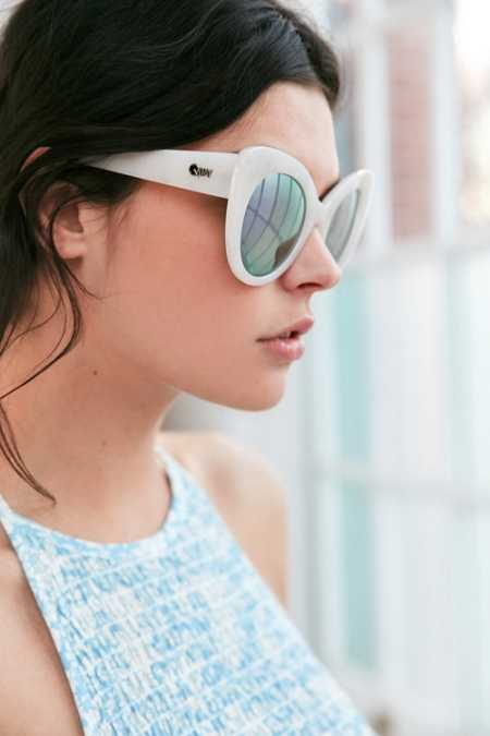 Quay Screamin' Diva Cat-Eye Sunglasses