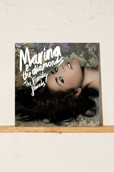 Marina And The Diamonds - The Family Jewels LP