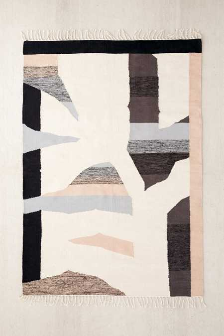 Cici Abstract Woven Rug