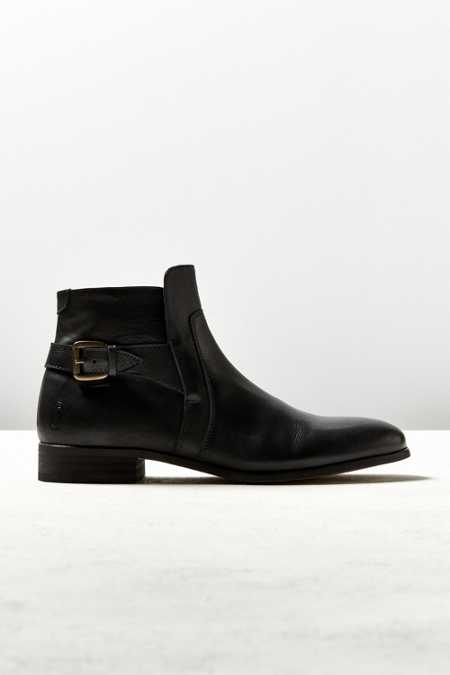 Shoe The Bear Leather Eliot Boot